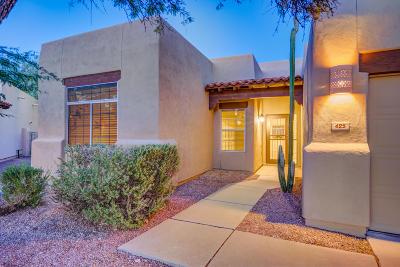 Tucson Single Family Home For Sale: 425 E Wine Plum Drive