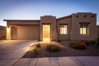 Tucson Single Family Home Active Contingent: 3140 S Three D Court