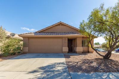 Tucson Single Family Home For Sale: 5327 W Canyon Towhee Street