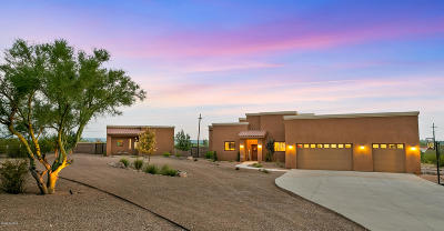 Tucson Single Family Home For Sale: 3499 N Drake Place