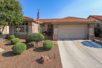 Oro Valley Single Family Home For Sale: 2417 E Cargondera Canyon Drive