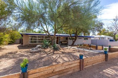 Tucson Single Family Home For Sale: 4232 E Poe Street