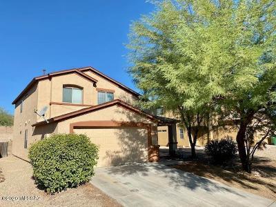 Tucson Single Family Home For Sale: 6994 S Camino Secreto