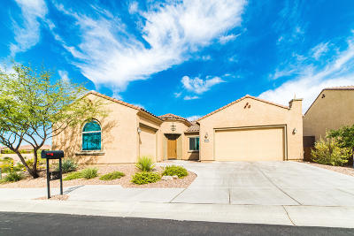 Marana Single Family Home For Sale: 14073 N Bright Angel