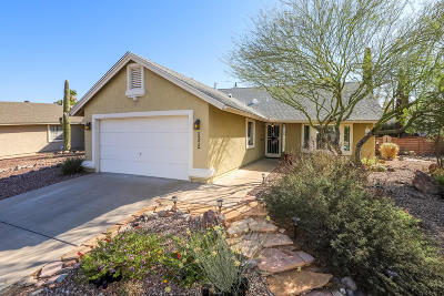 Tucson Single Family Home For Sale: 5272 W Fireopal Way