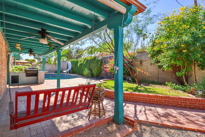 Tucson Single Family Home For Sale: 9310 E Hermosa Hills Drive