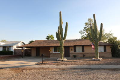Tucson Single Family Home For Sale: 4549 W Annabelle Street
