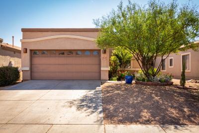 Sahuarita Single Family Home For Sale: 100 E Corte Rancho Colina