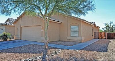 Marana Single Family Home For Sale: 12969 N Pocatella Drive