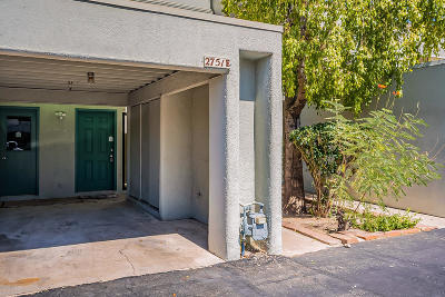 Tucson Townhouse For Sale: 2751 W Anklam Road #E