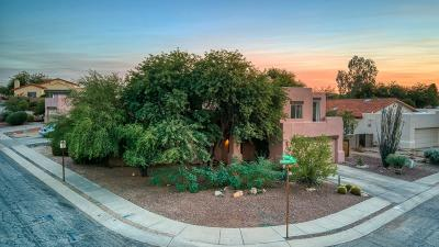 Tucson Single Family Home For Sale: 10730 E Timeless Drive