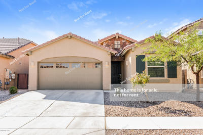 Tucson Single Family Home For Sale: 11354 E Glowing Sunset Drive
