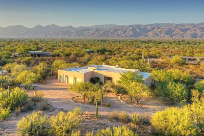 Tucson Single Family Home For Sale: 11835 E Samson Place