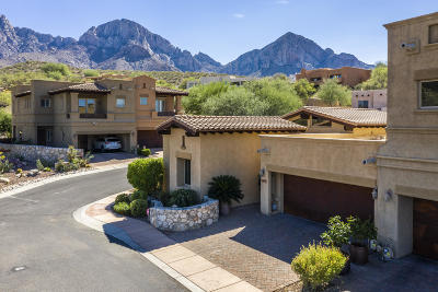 Oro Valley Townhouse Active Contingent: 1808 E Via Colomba Bianca