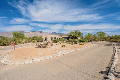 Tucson Single Family Home For Sale: 5020 N Calle Esquina