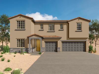 Marana Single Family Home For Sale: 5850 W Indian Shadow Drive