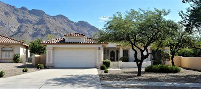 Oro Valley Single Family Home For Sale: 108 E Silverstone Place