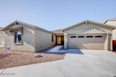 Marana Single Family Home For Sale: 5785 N Indian Cloud Place
