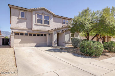 Oro Valley Single Family Home Active Contingent: 13204 N Deergrass Drive