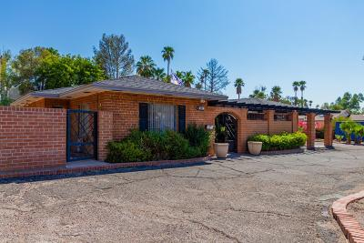 Tucson Single Family Home For Sale: 300 N Country Club Road