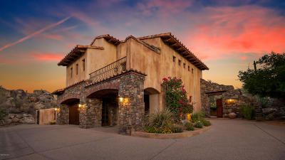 Oro Valley Single Family Home For Sale: 1165 W Tortolita Mountain Circle