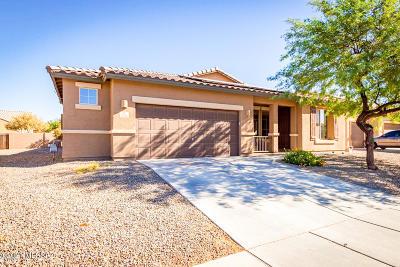 Marana Single Family Home For Sale: 11288 W Ruddy Drive