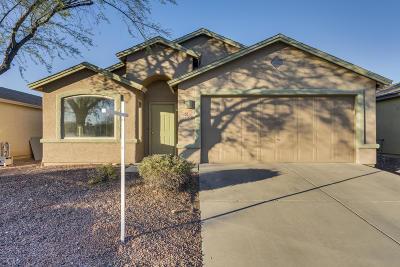 Tucson Single Family Home For Sale: 10465 E Port Townsend Street