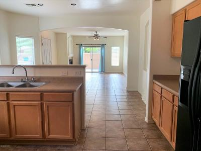 Sahuarita Single Family Home Active Contingent: 214 E Calle Puente Lindo