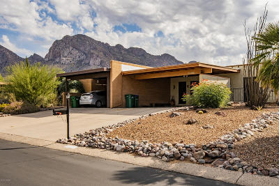 Oro Valley Townhouse For Sale: 10080 N Valle Del Oro Drive