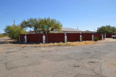 Tucson Single Family Home Active Contingent: 9305 Carol Drive