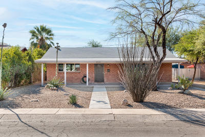 Tucson Single Family Home For Sale: 4740 E 9th Street