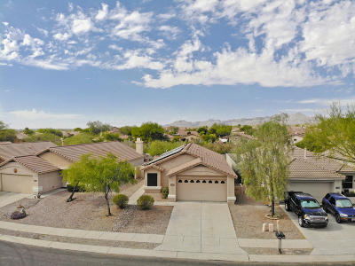 Oro Valley Single Family Home Active Contingent: 13361 N Vistoso Bluff Place