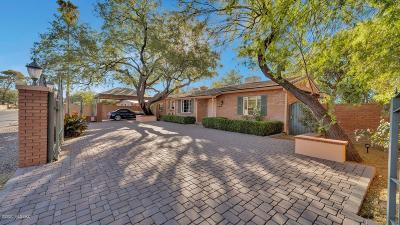 Tucson Single Family Home For Sale: 3218 E Pima Street