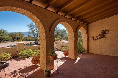Tucson Single Family Home For Sale: 1001 N Camino Cordon