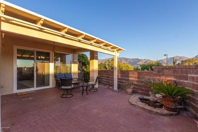 Oro Valley Single Family Home For Sale: 1170 E Sunset Ridge Place