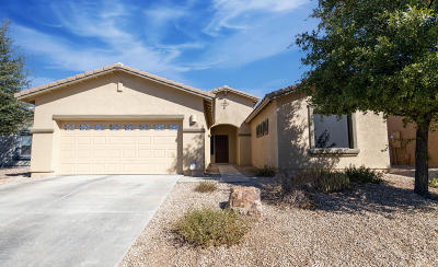 Sahuarita Single Family Home Active Contingent: 835 E Grosvener Hills Place