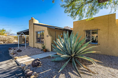 Tucson Single Family Home For Sale: 3420 N Millard Dr