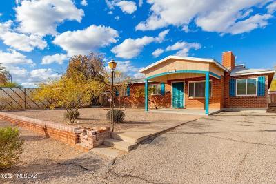 Tucson Single Family Home For Sale: 2917 E Seneca Street