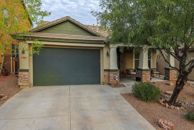 Vail Single Family Home Active Contingent: 10963 E Pima Creek Drive