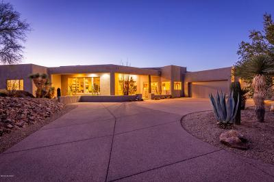 Oro Valley Single Family Home For Sale: 11175 N Stargazer Drive