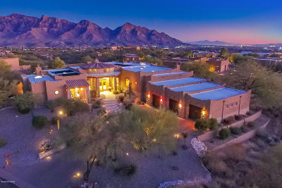 Oro Valley Single Family Home For Sale: 635 W Red Mountain Place