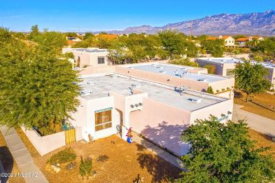 Oro Valley Single Family Home For Sale: 91 E Futurity Place