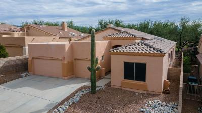 Tucson Single Family Home Active Contingent: 5286 N Spring View Drive