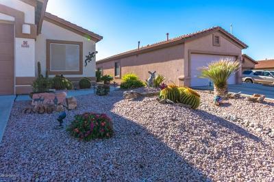 Marana Single Family Home For Sale: 5585 W Acacia Blossom Place