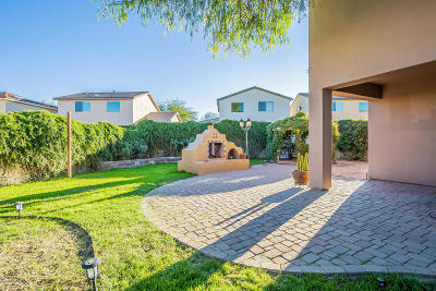 Sahuarita Single Family Home Active Contingent: 168 E Calle Del Rondador