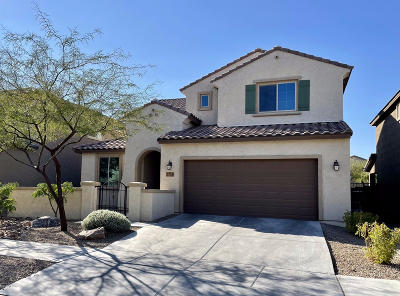 Tucson Single Family Home For Sale: 5768 S Tiger Lily Place SE