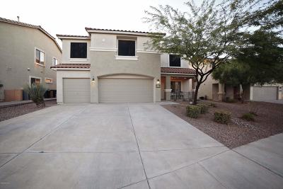 Sahuarita Single Family Home Active Contingent: 14440 S Camino Tabano