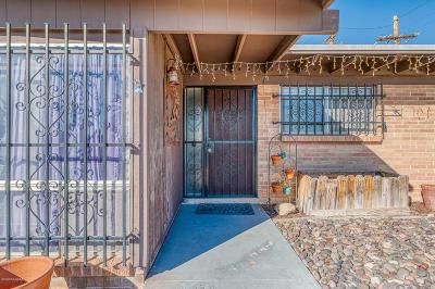 Tucson Single Family Home For Sale: 9075 E Bluefield Street