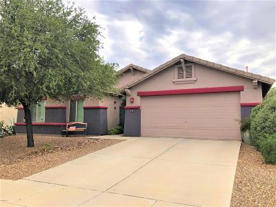 Tucson Single Family Home Active Contingent: 7471 W Colony Park Drive