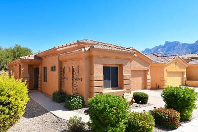 Oro Valley Single Family Home Active Contingent: 10688 N Hewitt Place